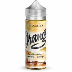 Maxwell's Orange 120мл (3мг) - Жидкость для Электронных сигарет
