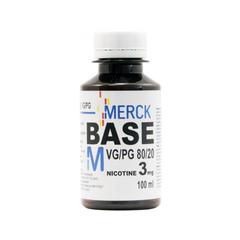 Основа Merck 70/30 6mg 100ml (Америка)