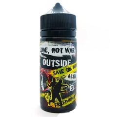 Outside Make Love Not War 100мл (3мг) - Жидкость для Электронных сигарет