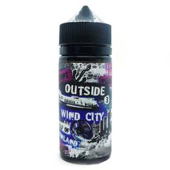 Outside Wind City 100мл (3мг) - Жидкость для Электронных сигарет