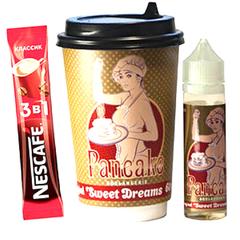 SWEET DREAMS Pancake 60мл (0мг) - Жидкость для Электронных сигарет