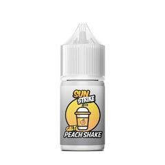 Sun Strike Salt Peach Shake 30мл (35мг) - Жидкость для Электронных сигарет