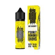 Antagonist Peanut Banana Shake 60мл (0) - Жидкость для Электронных сигарет