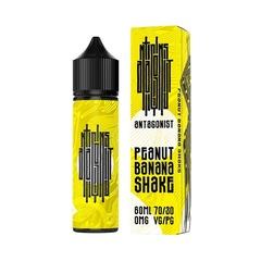 Antagonist Peanut Banana Shake 60мл (0мг) - Жидкость для Электронных сигарет