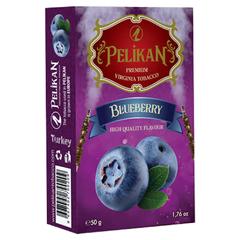 Pelikan Blueberry 50г - Табак для Кальяна