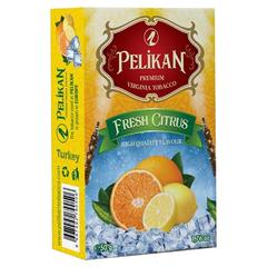 Pelikan Fresh Citrus 50г - Табак для Кальяна