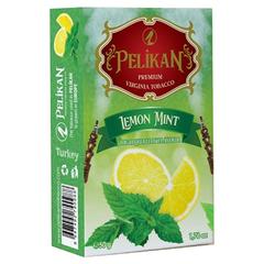 Pelikan Lemon with Mint 50г - Табак для Кальяна