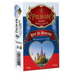Pelikan Love in Moscow 50г - Табак для Кальяна