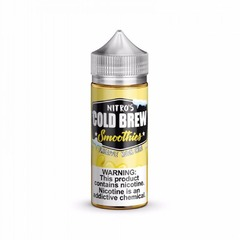 Nitro's Cold Brew Pineapple Melon Swirl 100мл (3мг) - Жидкость для Электронных сигарет
