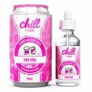 Chill Pink Soda 60мл (3мг) - Жидкость для Электронных сигарет