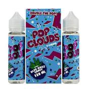 Pop Clouds Blue Razz Candy 120мл (3мг) - Жидкость для Электронных сигарет