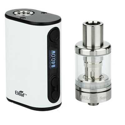 Eleaf Power Nano 40W 1100mAh + Melo 3 Nano (Стартовый набор) (Белый)