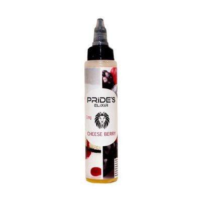Pride`s Elixir Cheese Berry 70мл (3) - Жидкость для Электронных сигарет