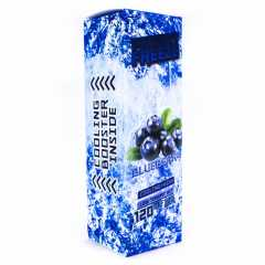 Project Freeze Blueberry 120мл (3мг) - Жидкость для Электронных сигарет (Clone)