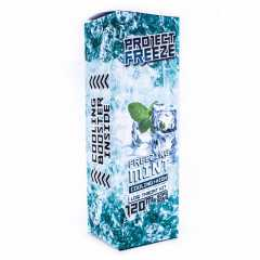Project Freeze Mint 120мл (3мг) - Жидкость для Электронных сигарет (Clone)