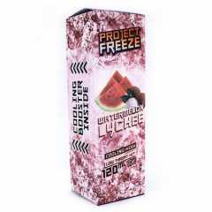 Project Freeze Watermelon Lychee 120мл (3мг) - Жидкость для Электронных сигарет (Clone)