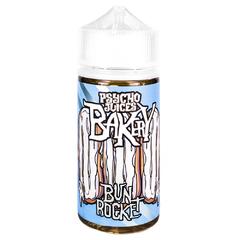 Psycho Juices Bakery Salt Bun Rocket 100мл (3мг) - Жидкость для Электронных сигарет