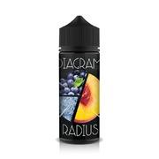 Diagram Radius 100мл (3) - Жидкость для Электронных сигарет