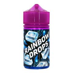 Rainbow Drops Black 80мл (0мг) - Жидкость для Электронных сигарет