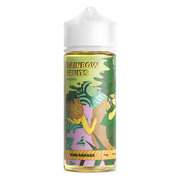 Rainbow Fruits Ananas 120мл (3мг) - Жидкость для Электронных сигарет