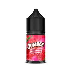 Jumble Salt Raspberry Bubblegum 30мл (20мг) - Жидкость для Электронных сигарет
