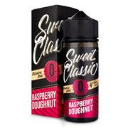 Sweet Classic Raspberry Doughnut 120мл (0мг) - Жидкость для Электронных сигарет