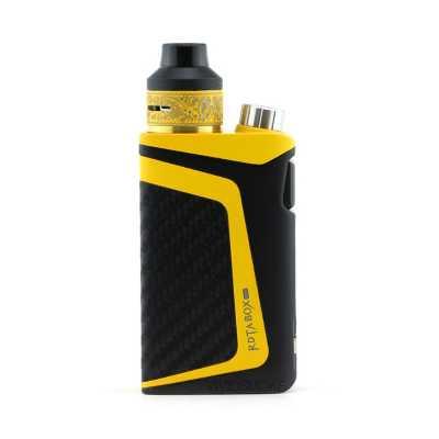 iJoy RDTA Box Mini 2600mAh 100W (Стартовый набор) (Жёлтый)