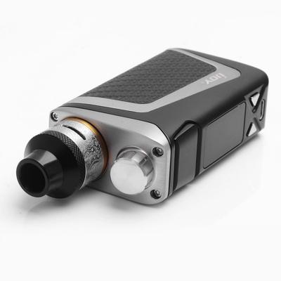 iJoy RDTA Box Mini 2600mAh 100W (Стартовый набор) (Стальной)