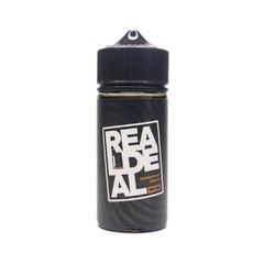 Real Deal Банановые Вафли 100мл (0) - Жидкость для Электронных сигарет