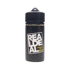 Real Deal Банановый Десерт 100мл (0) - Жидкость для Электронных сигарет