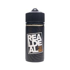 Real Deal Лимонад, манго, апельсин 100мл (0) - Жидкость для Электронных сигарет