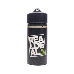 Real Deal Жвачка, яблоко, малина 100мл (0) - Жидкость для Электронных сигарет