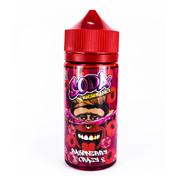 Red Lab Soda Raspberry Crazy 100мл (3мг) - Жидкость для Электронных сигарет