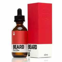 New Beard Red 60мл (3мг) - Жидкость для Электронных сигарет (Clone)