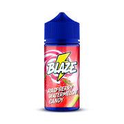 BLAZE Raspberry Watermelon Candy 100ml (0мг) - Жидкость для Электронных сигарет