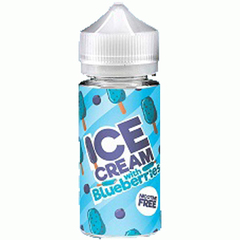 Ice Cream With Blueberry 100мл (0мг) - Жидкость для Электронных сигарет