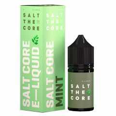 Salt Core Mint 30мл (20мг) - Жидкость для Электронных сигарет