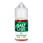 Salt Out Cactus 30мл (25мг) - Жидкость для Электронных сигарет