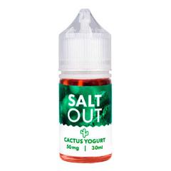 Salt Out Cactus 30мл (50мг) - Жидкость для Электронных сигарет