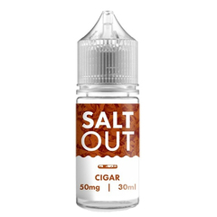 Salt Out Cigar 30мл (50мг) - Жидкость для Электронных сигарет