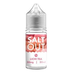 Salt Out Lichi Tea 30мл (50мг) - Жидкость для Электронных сигарет