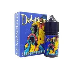 Shizophrenia Hard Salt Delirium 30мл (20) - Жидкость для Электронных сигарет