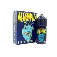 Shizophrenia Salt Insomnia 30мл (20) - Жидкость для Электронных сигарет