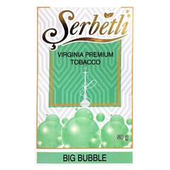 Serbetli Big Bubble 50г - Табак для Кальяна