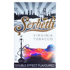 Serbetli Double Effect 50г - Табак для Кальяна