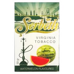Serbetli Watermelon 50г - Табак для Кальяна