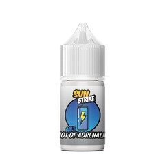 Sun Strike Salt Shot of Adrenaline 30мл (35мг) - Жидкость для Электронных сигарет