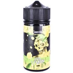 Sinister Evil Lemon 100мл (3мг) - Жидкость для Электронных сигарет