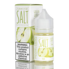 Skwezed Salt Green Apple 30ml (25мг) - Жидкость для Электронных сигарет