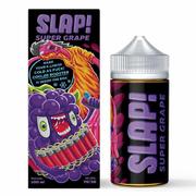 Slap! Super Grape 100мл (0мг) - Жидкость для Электронных сигарет